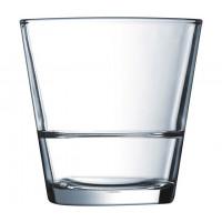 Arcoroc Stack Up FB32 Whisky stapelbar 32cl Füllstrich bei 0,25l