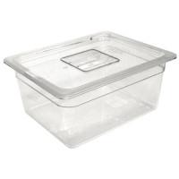 Vogue GN-Behälter 1/3 Polycarbonat - Tiefe 100 mm