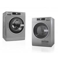 Whirlpool Waschautomat und Kondensationstrockner 8kg Silverline S/PRO